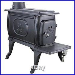 U S Stove Company 1269E EPA Cast Iron Logwood Stove