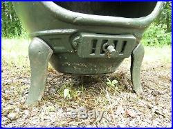 Unique Cast Iron Chiminea or Stove