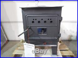 VOGELZANG 68,000 BTU HIGH-EFFICIENCY CAST IRON WOOD STOVE HEATER With BLOWER