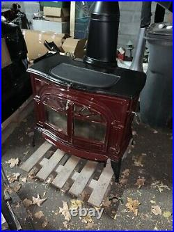 Vermont Castings Defiant 1610 Non-Catalytic wood stove