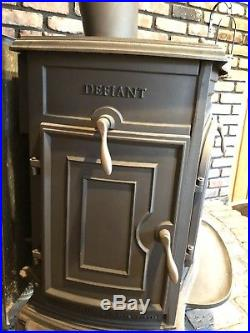 Vermont Castings Defiant Wood Burning Stove