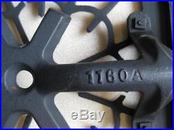 Vintage Griswold Erie PA 3 Burner Cast Iron Stove No. 33