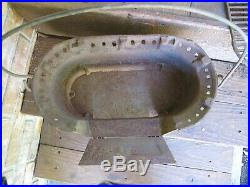 Vintage Sportsman Grill Made in 1930's or early 1940's by Atlanta Stove Works