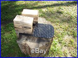 Vogelzang Cast Iron Boxwood Stove with fire brick BX26E