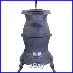 Vogelzang Cast Iron Pot Belly Stove- 75,000 BTU, Model# PB65XL
