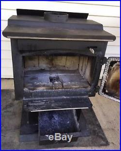 Vogelzang Shiloh wood burning stove preowned cast iron stove