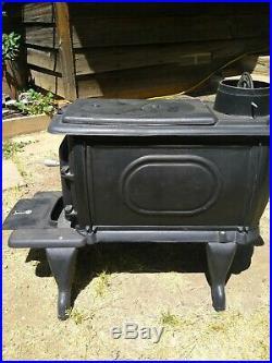 Vogelzang boxwood stove (model BX26E)