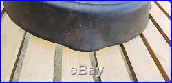 Vtg Griswold Eagle Stove Works GA Cast Iron Skillet 12 HTF Rare Antique Erie USA