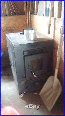 Wood Furnace Burner Stove Heat 3000 sq ft Englander Stoves