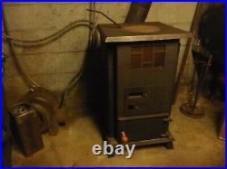 Wood Stove great Coal stove