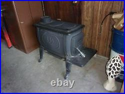Wood stove for garage-excellent small stove